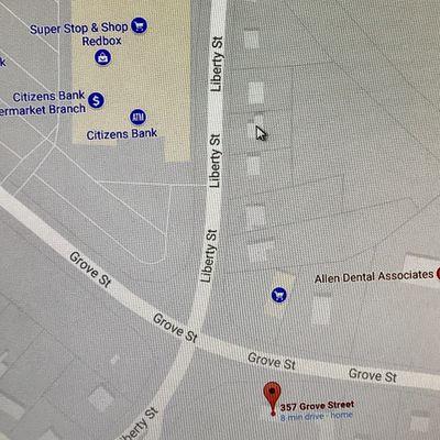 357 Grove Street, Braintree, Ma.